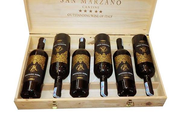 Rượu vang M Malvasia ngon 1