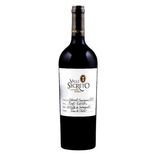 Rượu vang chile Valle Secroto 1