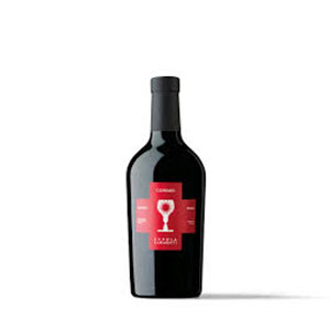 Rượu vang ý Corimei primitivo 20 độ