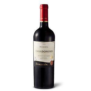 Casadonoso reserva red( cabernet sauvignon)
