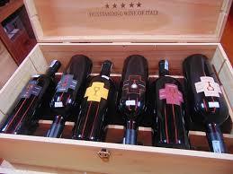 Rượu vang ý chén thánh