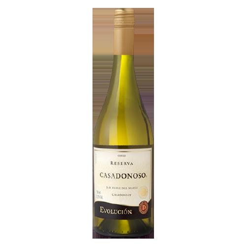 Rượu vang Casadonoso Reserva Chardonnay