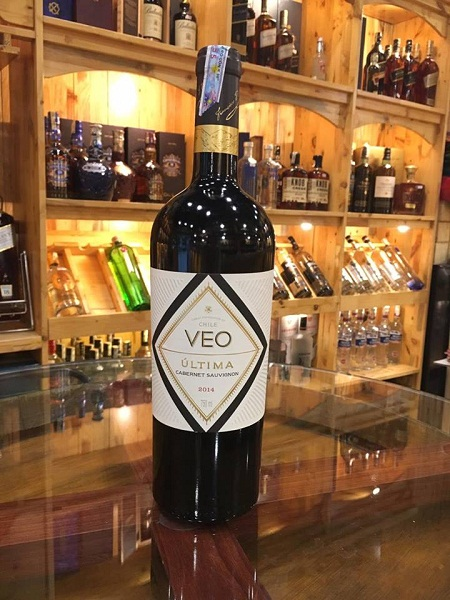 Rượu vang Veo giá rẻ