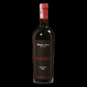 Rượu vang Selinus Merlot
