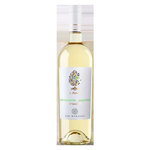 Rượu vang ý IL Pumo Malvasia Sauvignon Blanc