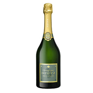 Rượu champagne pháp deutz brut classic