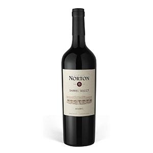 Rượu vang Argentina Norton Barrel Select