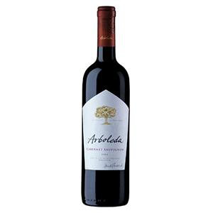 Rượu vang Chile Arboleda