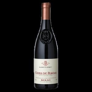 Rượu vang Cotes Du Rhone Delas