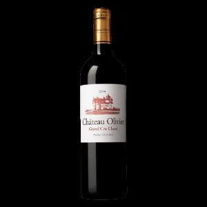 Rượu vang Pháp Chateau Olivier