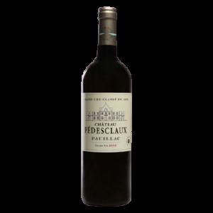 Rượu vang Pháp Chateau Pedesclaux