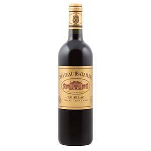 Rượu vang Pháp Chateau Batailley Grand Cru Classe
