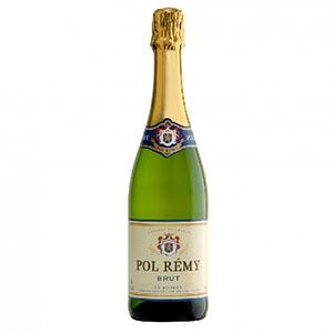 Rượu vang Pháp sủi bọt Pol Remy Brut
