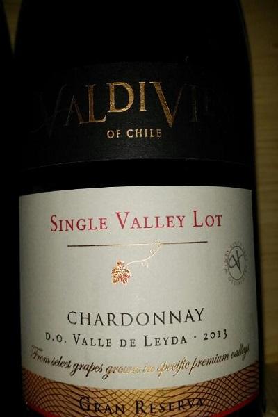 Vang Chile Valdivieso Single Vineyard Chardonnay