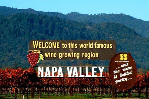 Vang Mỹ Napa Valley