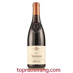Rượu vang delas Ventoux