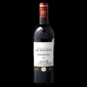 Rượu vang Chateau Les Maurins