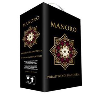 Rượu vang Ý Manoro bịch 3 lít