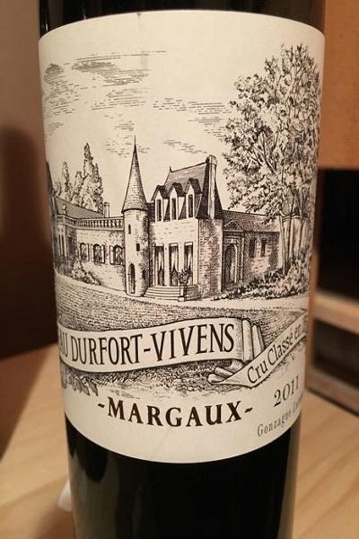 Rượu vang Pháp Chateau Durfort Vivens Maurgaux