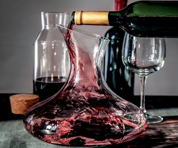 Rượu nào cần để thở trước khi uống