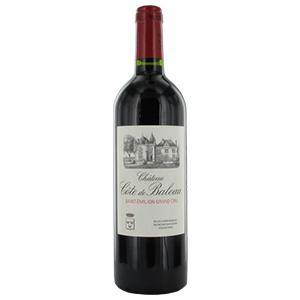 Rượu vang Pháp Chateau Cote de Baleau