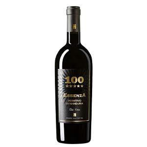 Rượu vang Ý 100 Essenza Primitivo Di Manduria 2013