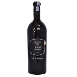 Rượu vang Ý Megale Negroamaro