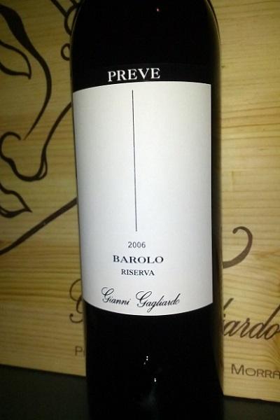 Vang ý Gianni Gagliardo Barolo