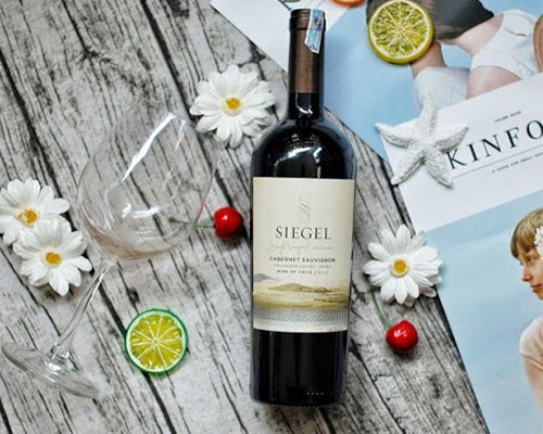 Vang Chile Siegel Single Vineyard