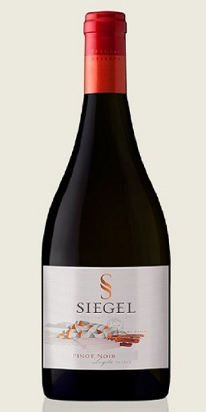 Rượu vang Chile Siegel Special Reserve Pinot Noir