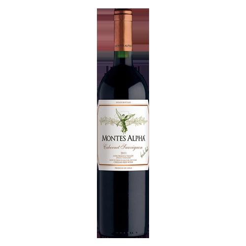 Rượu vang Montes Alpha Cabernet Sauvignon