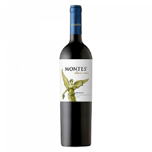 Rượu vang Montes Classic