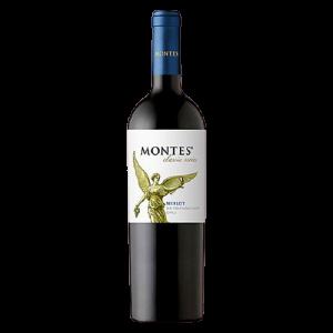Rượu vang Montes Classic Merlot