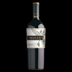 Rượu vang Montes Limited Election Cabernet Sauvignon Carmenere