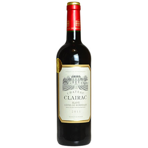 Rượu vang Pháp Chateau Clairac ngon rẻ