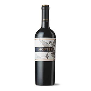Vang Chile Montes Limited Selection Cabernet Sauvignon- Carmenere