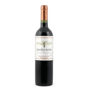 Vang Montes Alpha Cabernet Sauvignon 750