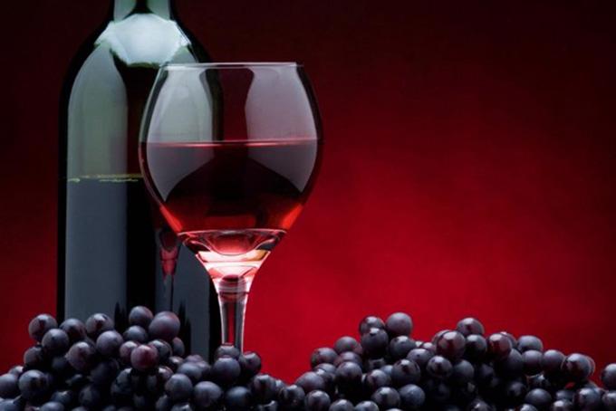 Sự khác biệt giữa rượu vang đỏ và rượu vang trắng 4