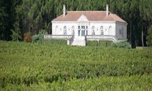 Rượu vang Chateau Sainte Gemme