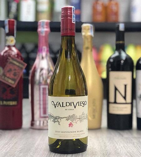 Rượu vang Chile ngon Valdivieso Sauvignon Blanc ngon giá rẻ
