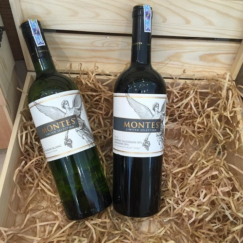 Rượu vang Montes Limited Sauvignon Blanc giá tốt nhất