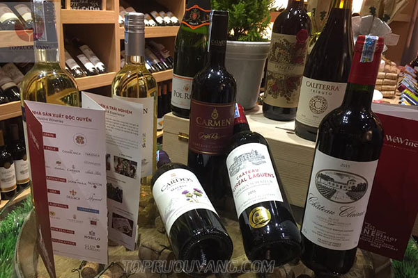 Rượu Vang Pháp Chateau Clairac