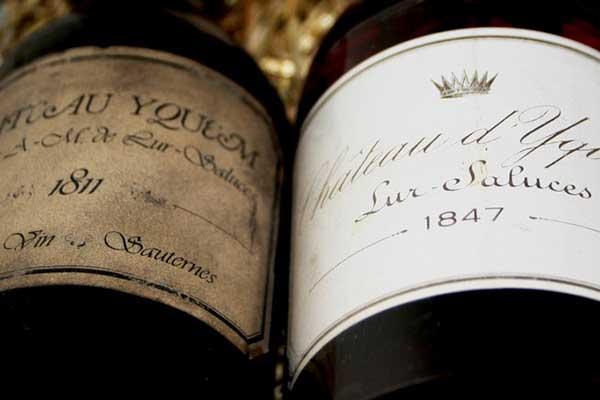 Rượu vang trắng đắt nhất thế giới 5