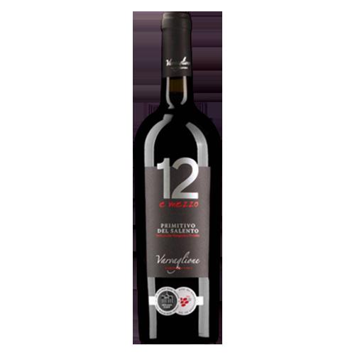 Rượu vang ý 12 E Mezzo