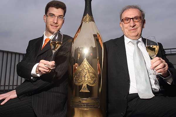 Top 10 chai rượu champagne đắt nhất thế giới năm 2018 3