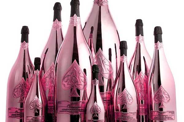 Top 10 chai rượu champagne đắt nhất thế giới năm 2018 2