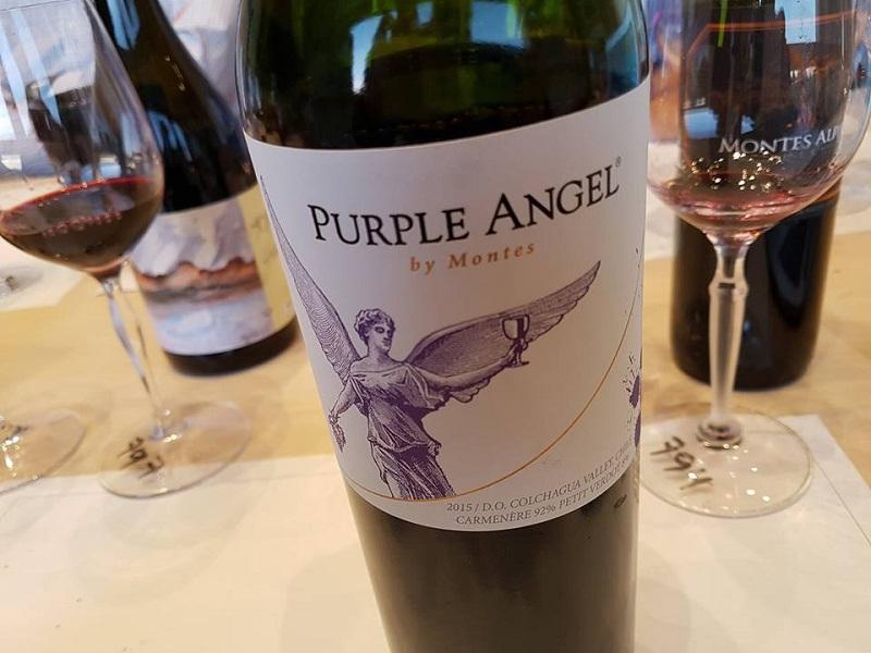 Rượu vang Montes Purple Angle