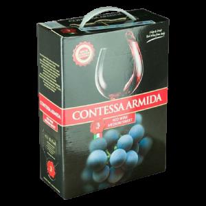 Rượu vang bịch Contessa Armida