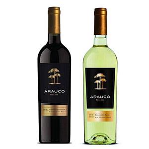 Rượu vang chile Arauco Reserva Sauvignon Blanc