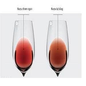 Rượu vang hỏng